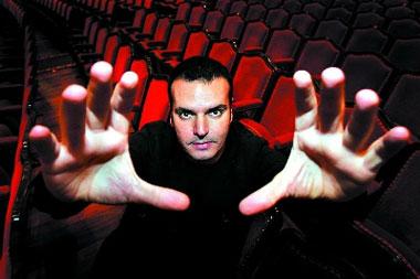 Javier Jiminez en el Teatro Leal