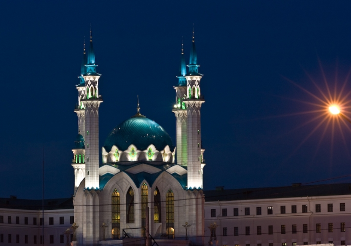 Koul Sharif Mosque Kazan
