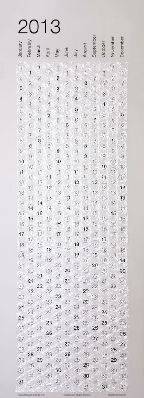 Calendars-bubble