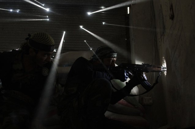 Syrian snipers