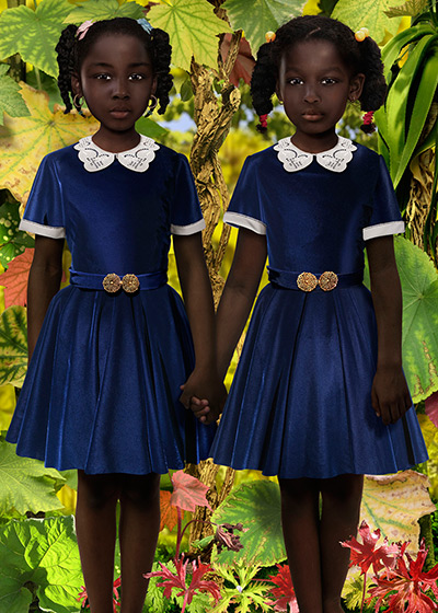 World#31, Ruud van Empel 2008