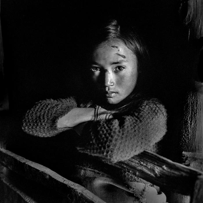 Ethnic Yi woman_Fan Li